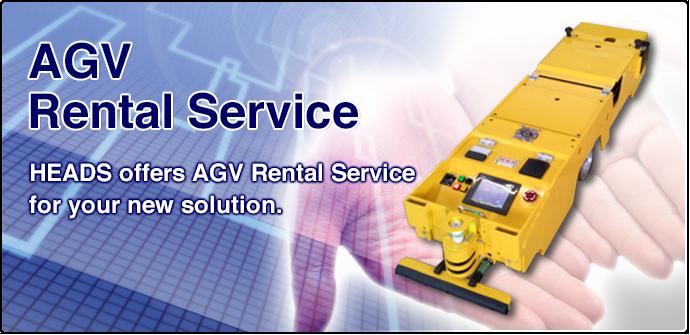 AGV Rental Service