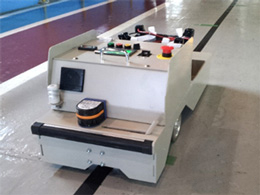 AGV Guiding Magnetic Type