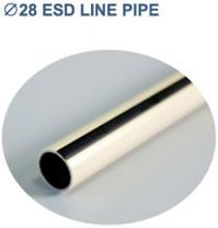 Φ28 ESD LINE PIPE