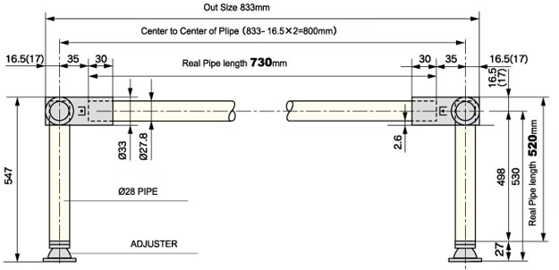 CALCULATING FOR PIPE LENGTH